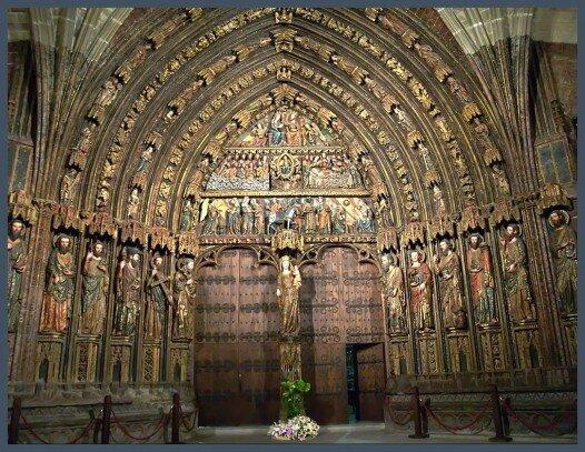 Laguardia-Igl Sta Maria de los Reyes