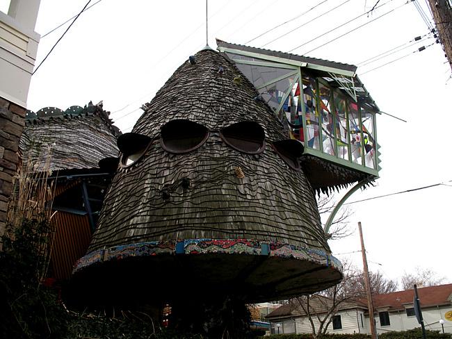 Mushroom House aka Tree House_2