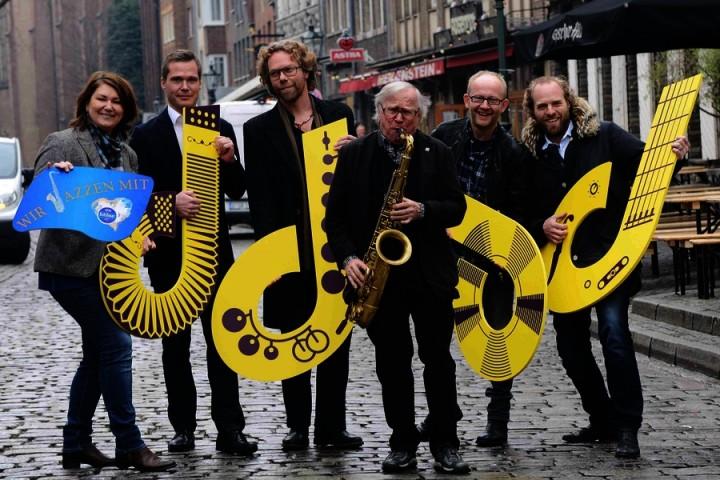Jazz Rally в Дюссельдорфі